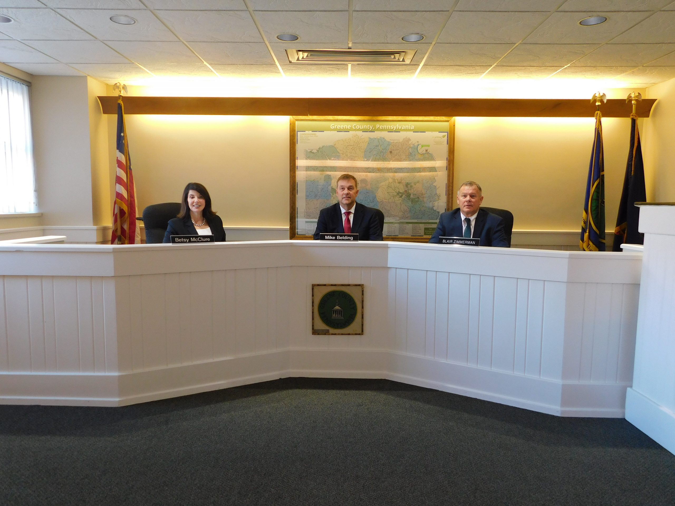 Greene County Commissioners